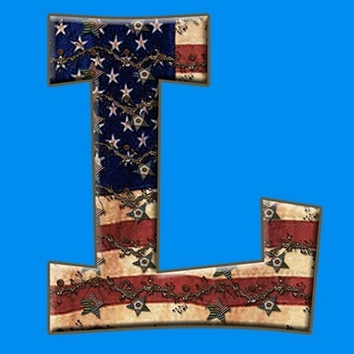 American Flag Plan L