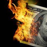 $20 burning