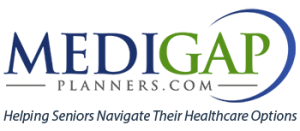 Medigap Planners Logo and Tagline