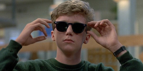 Anthony Michael Hall Sunglasses